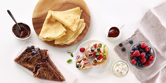 Kit Crêpes & Pancakes