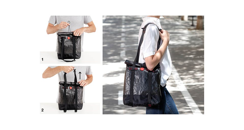 2 in 1 LunchBag To Go