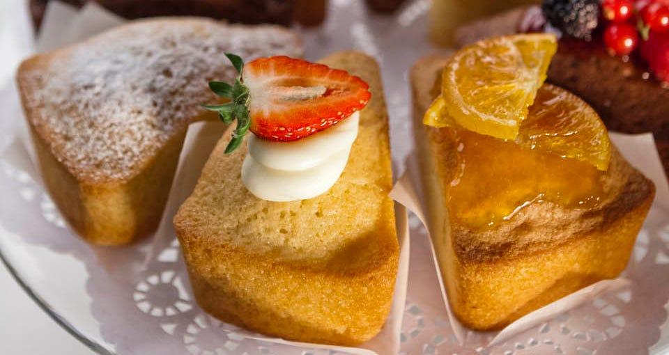 Motlle Cake Portion