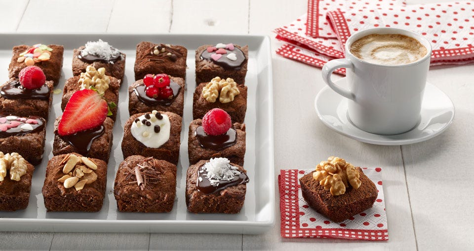 Molde Mini Brownie